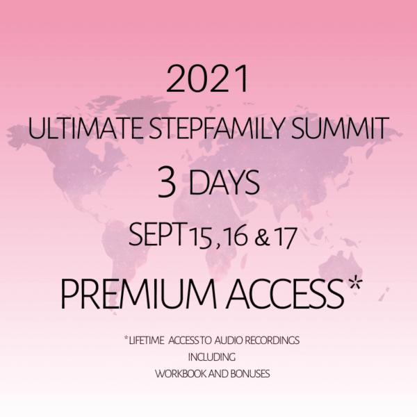 2021 Stepfamily Summit Premium Product Image
