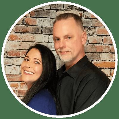 couple Lori and David Sims of Nacho Kids